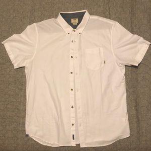 Vans shirt sleeve button down